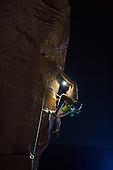 Ofer Blutrich - Rock climber