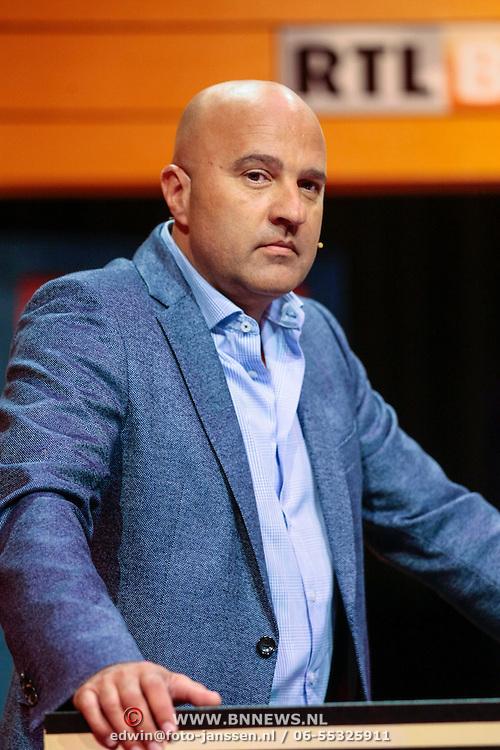 NLD/Hilversum/20120821 - Perspresentatie RTL Nederland 2012 / 2013, John van den Heuvel