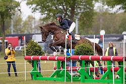 Meier Kai-Steffen, GER, Painter's Maxim<br /> Grandorse Horse Trials - Kroneneberg 2019<br /> © Hippo Foto - Dirk Caremans<br /> 05/05/2019