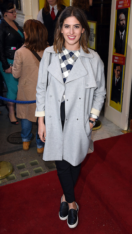 Lily Pebbles  attends Sunny Afternoon Gala Performance at The Harold Pinter Theatre, Panton Street, London on Monday 18 May 2015
