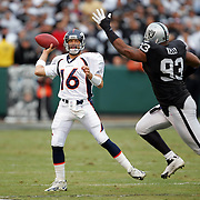 2006 Broncos at Raiders