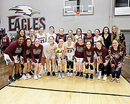 OC Basketball Senior Day - 3/2/2019