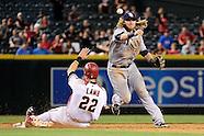 MLB: Tampa Bay Rays v Arizona Diamondbacks//20160608