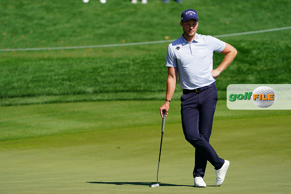 Danny Willett (ENG) during Round 1 of the Players Championship, TPC Sawgrass, Ponte Vedra Beach, Florida, USA. 12/03/2020<br /> Picture: Golffile | Fran Caffrey<br /> <br /> <br /> All photo usage must carry mandatory copyright credit (© Golffile | Fran Caffrey)
