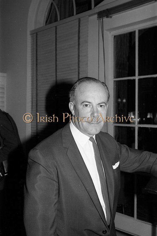 30/6/1964<br /> 6/30/1964<br /> 30 June 1964<br /> <br /> Mr J.L. Leech Managing Director Pepsi at the Reception