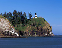 Cape Disappointment Lighthouse, Cape Disappointment State Park Washington USA