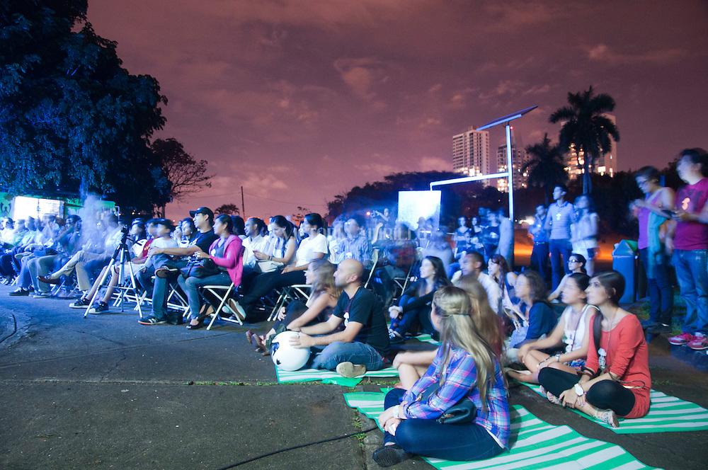 Pechakucha, Festival Abierto 2012.Panama City. ©Victoria Murillo/Istmophoto.com