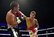 Archie Sharp v Imre Nagy - International Super-Featherweight Contest - 16 September
