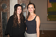 HANNAH BLOFELD; GEORGINA WILLOX DUNANT, Opening of Abstract Expressionism, Royal Academy, Piccadilly, London, 20 September 2016