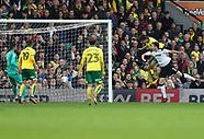 Norwich City v Derby County - 28 Oct 2017