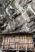 The St. Neakutoleab Monastery, Lalibela, Ethiopia.