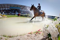 Heed Linda (SWE) - Columbus H<br /> Derby de La Baule 2012<br /> © Dirk Caremans