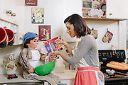 Caprea Wingate, 22, originally from Baltimore, makes ventriloquist dolls for a living at her home in Cumberland, Md.