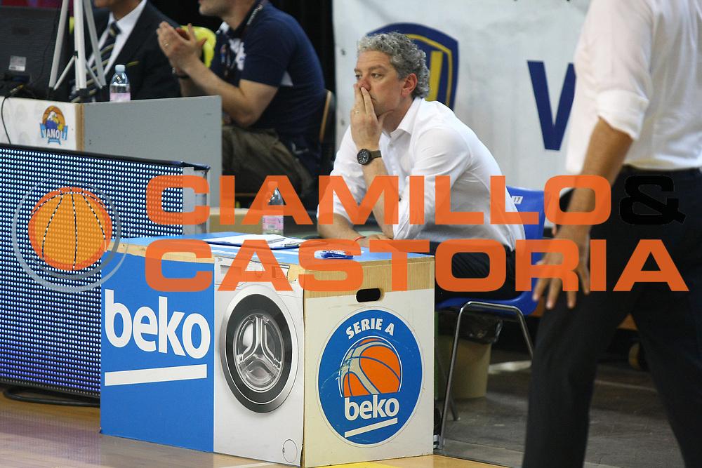 DESCRIZIONE : Cremona Lega A 2014-2015 Vanoli Cremona Banco di Sardegna Dinamo Sassari<br /> GIOCATORE : Andrea Conti GM<br /> SQUADRA : Vanoli Cremona<br /> EVENTO : Campionato Lega A 2014-2015<br /> GARA : Vanoli Cremona Banco di Sardegna Dinamo Sassari<br /> DATA : 10/05/2015<br /> CATEGORIA : Ritratto <br /> SPORT : Pallacanestro<br /> AUTORE : Agenzia Ciamillo-Castoria/F.Zovadelli<br /> GALLERIA : Lega Basket A 2014-2015<br /> FOTONOTIZIA : Cremona Campionato Italiano Lega A 2014-15 Vanoli Cremona Banco di Sardegna Dinamo Sassari<br /> PREDEFINITA : <br /> F Zovadelli/Ciamillo