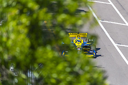 March 8, 2019 - St. Petersburg, Florida, U.S. - ZACH VEACH (26) of the United Stated goes through the turns during practice for the Firestone Grand Prix of St. Petersburg at Temporary Waterfront Street Course in St. Petersburg, Florida. (Credit Image: © Walter G Arce Sr Asp Inc/ASP)