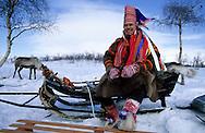 Samis (lap people). in Kautokeino  Lapland  Norway        Les Samis (lapons); ? Kautokeino   Laponie,   Norvege       L004790  /  R00330  /  P111354