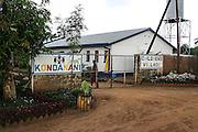KONDANANI CHILDRENS ORPHANAGE IN BLANTYRE MALAWI SOUTH EASTERN AFRICA.23.11.06.PIX STEVE BUTLER