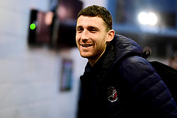 Josh Rogers of Bristol Flyers arrives at SGS Wise Arena prior to kick off - Photo mandatory by-line: Ryan Hiscott/JMP - 14/12/2019 - BASKETBALL - SGS Wise Arena - Bristol, England - Bristol Flyers v Worcester Wolves - British Basketball League Championship