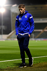 Cameron Hargreaves of Bristol Rovers arrives at Home Park prior to kick off - Mandatory by-line: Ryan Hiscott/JMP - 17/12/2019 - FOOTBALL - Home Park - Plymouth, England - Plymouth Argyle v Bristol Rovers - Emirates FA Cup second round replay