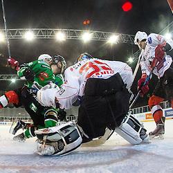20141218: SLO, Ice Hockey - Slovenian National Championship, HDD Telemach Olimpija vs HDD Jesenice