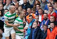 Rangers v Celtic - 23 Sept 2017