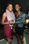 13 September 2010- New York, NY- Waetu Moore and Adreinne Yancy at I-Ella.com launch party where you can edit your wardrobe and shop celebrity closets while supporting social change sponsored by InStyle on September 13, 2010 and held at Alice Truly Hall, Lincoln Center in New York City. Photo Credit: Terrence Jennings