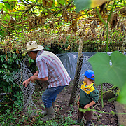 Community El Volcan de Yalí, Yalí, Jinotega - Nicaragua 10-2014<br />