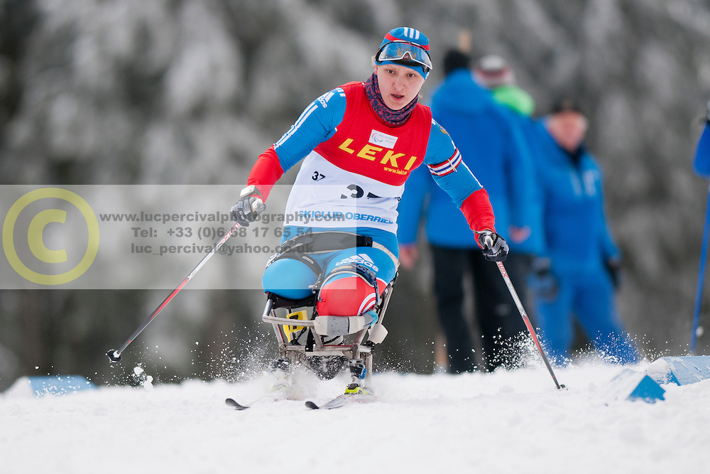 KOCHEROVA Natalia, Biathlon Middle Distance, Oberried, Germany