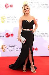Tina O'Brien attending the Virgin TV British Academy Television Awards 2018 held at the Royal Festival Hall, Southbank Centre, London.