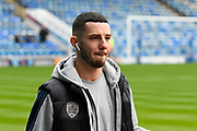 Conor Chaplin (11) of Barnsley arrives ahead of the The FA Cup match between Portsmouth and Barnsley at Fratton Park, Portsmouth, England on 25 January 2020.