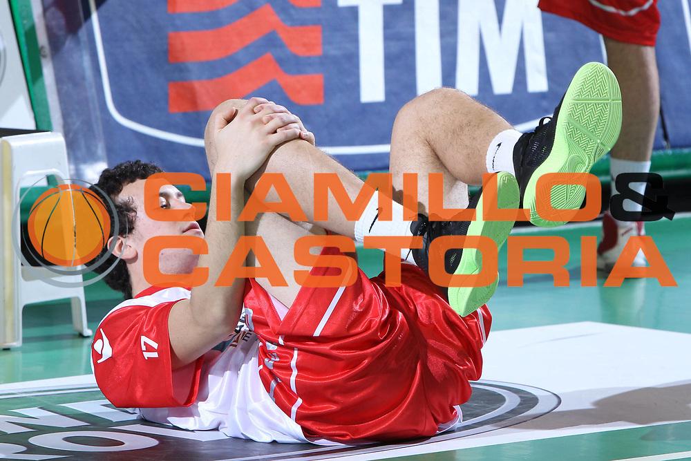DESCRIZIONE : Treviso Lega A 2010-11 Benetton Treviso Banca Tercas Teramo<br /> GIOCATORE : Alex Martelli<br /> SQUADRA : Banca Tercas Teramo<br /> EVENTO : Campionato Lega A 2010-2011 <br /> GARA : Benetton Treviso Banca Tercas Teramo<br /> DATA : 20/11/2010<br /> CATEGORIA : Before Ritratto<br /> SPORT : Pallacanestro <br /> AUTORE : Agenzia Ciamillo-Castoria/G.Contessa<br /> Galleria : Lega Basket A 2010-2011 <br /> Fotonotizia : Treviso Lega A 2010-11 Benetton Treviso Banca Tercas Teramo<br /> Predefinita :