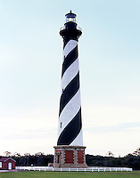 AA03193-01...NORTH CAROLINA - Cape Hatteras Lighthouse in the Cape Hatteras National Seashore.