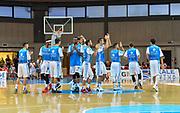 Team Banco di Sardegna Dinamo Sassari<br /> Torneo Meridiana PalaAltoGusto Geovillage<br /> Banco di Sardegna Dinamo Sassari - Virtus Segafredo Bologna<br /> Olbia, 02/09/2017<br /> Foto L.Canu / Ciamillo-Castoria