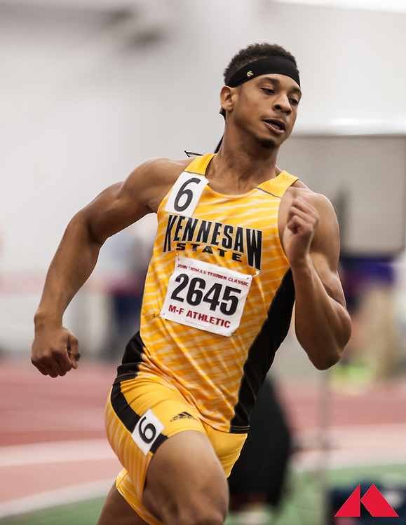 Boston University Scarlet and White Indoor Track & Field: Kennesaw State