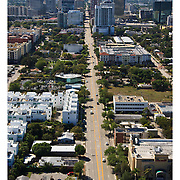 Aerial view Fort Lauderdale Downtown Fort Lauderdale and south fl locations