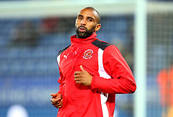 Nathan Pond of Fleetwood Town - Mandatory by-line: Robbie Stephenson/JMP - 16/01/2018 - FOOTBALL - King Power Stadium - Leicester, England - Leicester City v Fleetwood Town - Emirates FA Cup third round proper