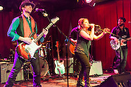 The band Anna Rose performs at Sullivan Hall.