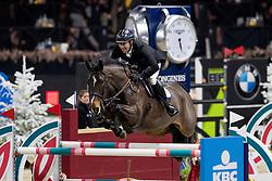 Cobbaut Geoffrey, BEL, Lambada D<br /> Jumping Mechelen 2019<br /> © Hippo Foto - Sharon Vandeput<br /> 28/12/19