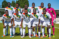 Equipe Guinee - 06.06.2015 - Guinee / Tchad - Match amical<br />