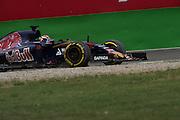 September 3-5, 2015 - Italian Grand Prix at Monza: Max Verstappen, Scuderia Toro Rosso