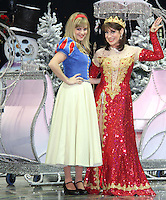 Tina O'Brien; Dina Payne First Family Entertainment Pantomime photocall, Piccadilly Theatre, London UK, 26 November 2010: piQtured Sales: Ian@Piqtured.com +44(0)791 626 2580 (picture by Richard Goldschmidt)