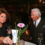 NLD/HENGELO/20130326 - HET NIJE DINER- Christine Kroonenberg en MARCO BAKKER