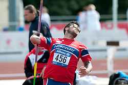 HEM Stephan, 2014 IPC European Athletics Championships, Swansea, Wales, United Kingdom