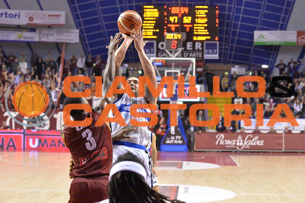 Burns Christian<br /> Umana Reyer Venezia - Germani Basket Brescia<br /> Lega Basket Serie A 2016/2017<br /> Venezia 18/12/2016<br /> Foto Ciamillo-Castoria