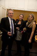 HENRY PORTER; CHARLOTTE PORTER; MIRANDA PORTER, Vanity Fair, Baroness Helena Kennedy QC and Henry Porter launch ' The Convention on Modern Liberty'. The Foreign Press Association. Carlton House Terrace. London. 15 January 2009 *** Local Caption *** -DO NOT ARCHIVE-© Copyright Photograph by Dafydd Jones. 248 Clapham Rd. London SW9 0PZ. Tel 0207 820 0771. www.dafjones.com.<br /> HENRY PORTER; CHARLOTTE PORTER; MIRANDA PORTER, Vanity Fair, Baroness Helena Kennedy QC and Henry Porter launch ' The Convention on Modern Liberty'. The Foreign Press Association. Carlton House Terrace. London. 15 January 2009