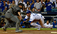 Arizona Diamondbacks v LA Dodgers - 07 Oct 2017