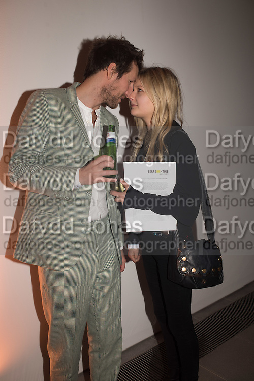 HENRY HUDSON; SOPHIE KENNEDY-CLARK, Serpentine Gallery and Harrods host the Future Contempories Party 2016. Serpentine Sackler Gallery. London. 20 February 2016