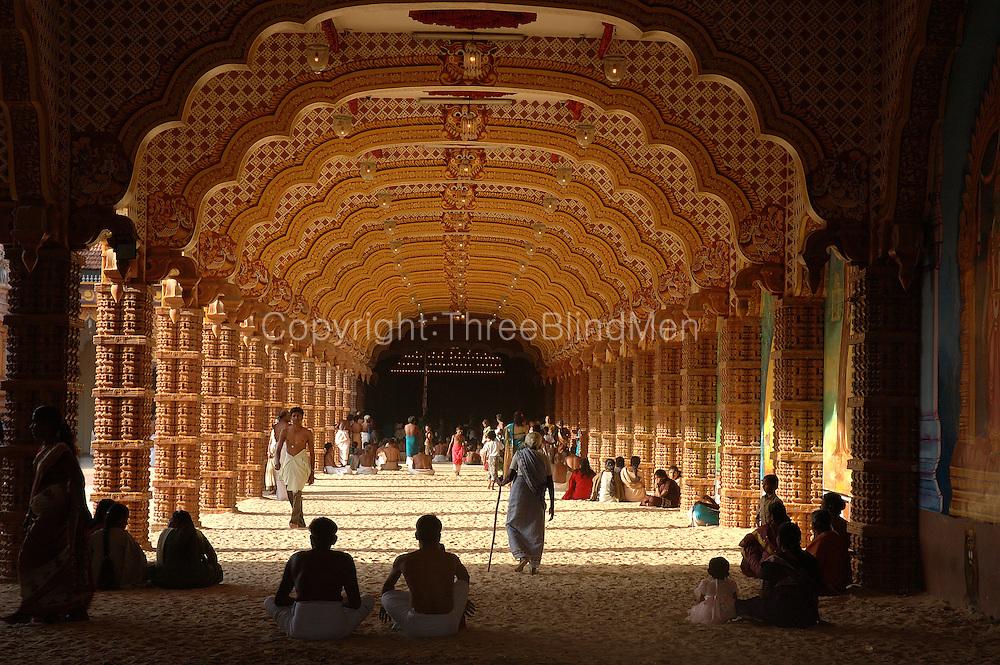 Sri Lanka. Jaffna Nallur Kovil