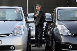 © under license to London News Pictures. .2011,02,03    (today).New car sales figures released tomorrow.. Picture credit should read Grant Falvey/London News Pictures...