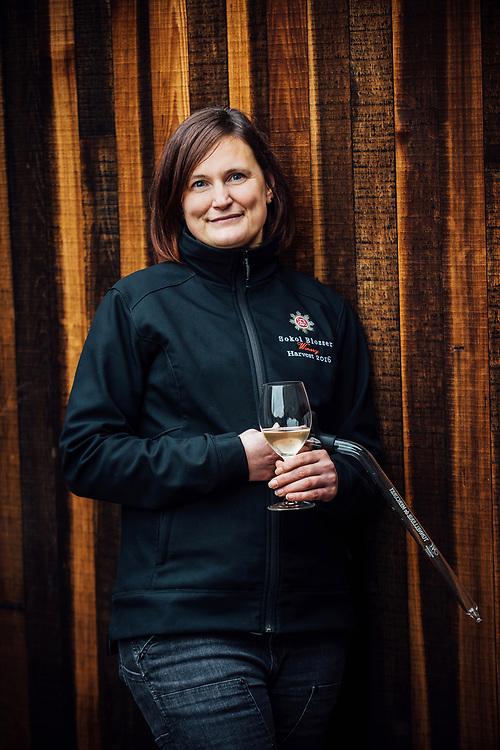 Robin Hawley wine maker at Sokol Blosser